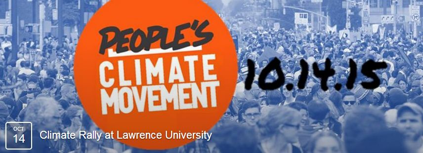 Image for PCM Climate Rally at Lawrence University